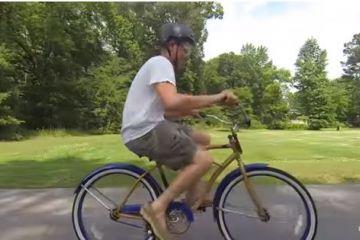 Backward Bicycle
